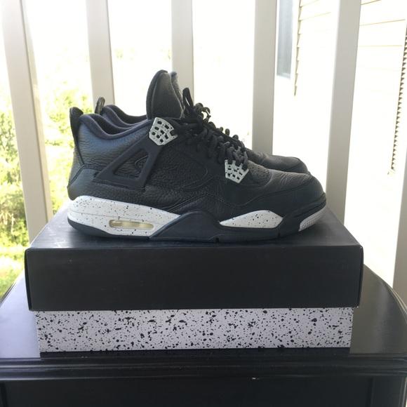 Sneakers Oreo Shoes Poshmark Jordan Retro 4 Vnds w8Ix5nTzq